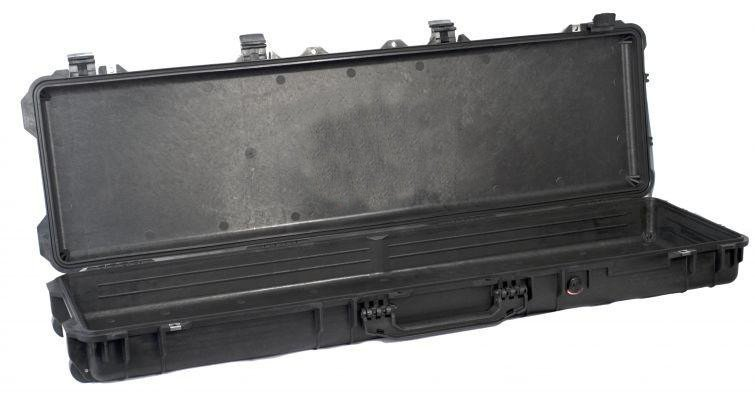 Peli 1750 bez gąbki - wodoodporna, pancerna skrzynia transportowa