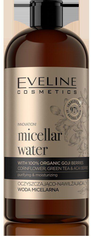 Eveline EVELINE*BIO ORGANIC GOLD Płyn micelarny