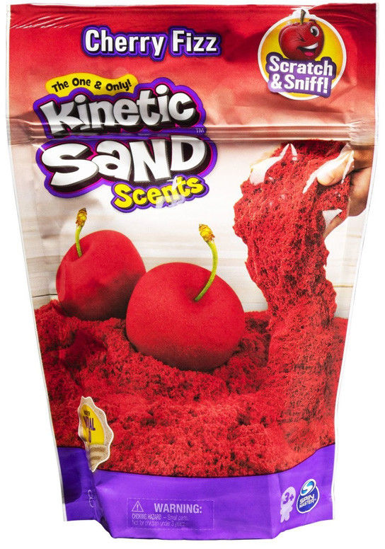 Kinetic Sand - Piasek tematyczny Wiśnia 20117328