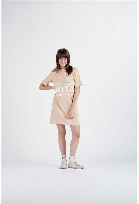sukienka NIKITA - Brunnur Dress Fuzzy Peach (FZP)