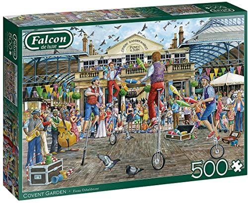 Falcon de luxe Covent Garden 500 sztuk puzzli