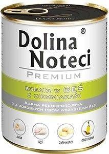 DOLINA NOTECI - Premium gęś z ziemniakami 800g