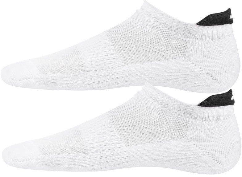 Babolat Team Socks Lady 2pairs - white/black