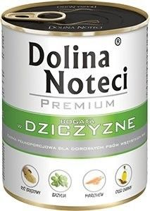DOLINA NOTECI - Premium dziczyzna 800g