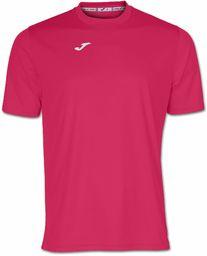 Joma Koszulka męska z krótkim rękawem 100052.500, różowa/fuksja, 6XS-5XS