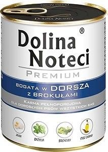 DOLINA NOTECI - Premium dorsz z brokułem 800g
