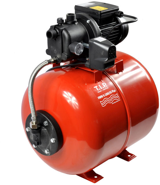 Hydrofor 50l pompa wody zestaw hydroforowy 3500l/h