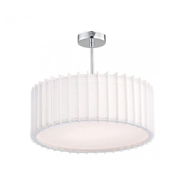 Lampa wisząca Varadero 791 Argon nowoczesna oprawa w kolorze białym