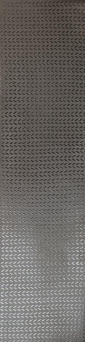Gradient Decor Silver Gloss 7,5x30 płytki dekoracyjne