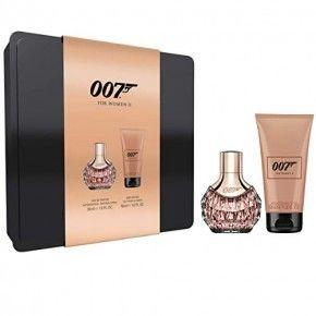 James Bond 007 For Woman II Edp.30ml + Blo.50ml - ZESTAW -