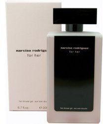 Narciso Rodriguez For Her żel pod prysznic dla kobiet 200 ml