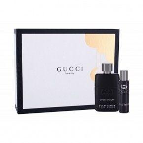 Gucci Guilty Pour Homme Edp.50ml + Edp.15ml - ZESTAW -
