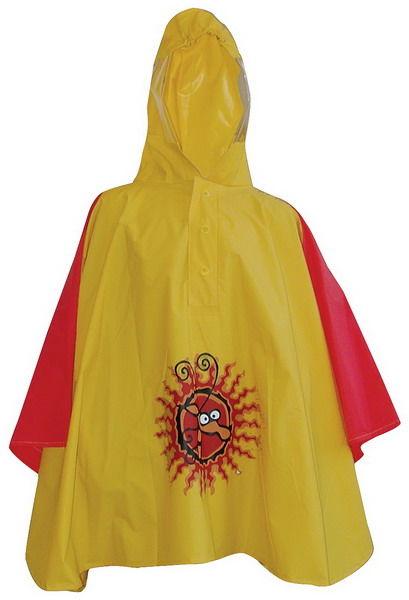 FASTRIDER ponczo dziecięce GIRAFFE yellow FSTR-67141-92 Rozmiar: 92,FSTR-67141-92
