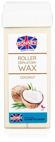 Ronney Wosk do depilacji Kokosowy 100 ml