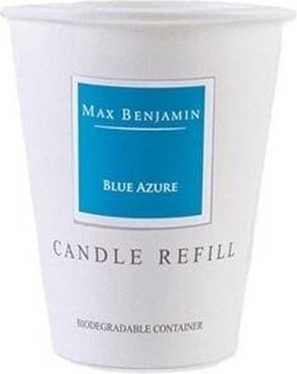 Wkład do świecy blue azure