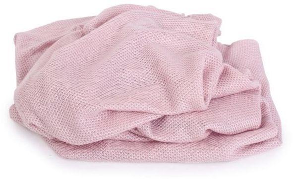 Poofi lekki kocyk bambusowy - vintage pink - vintage pink