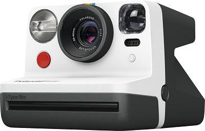 Aparat natychmiastowy Polaroid Now czarno-biały