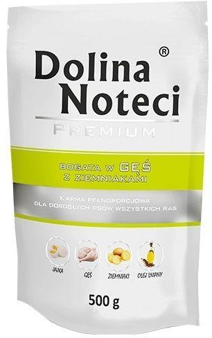 DOLINA NOTECI - Premium gęś z ziemniakami 500g