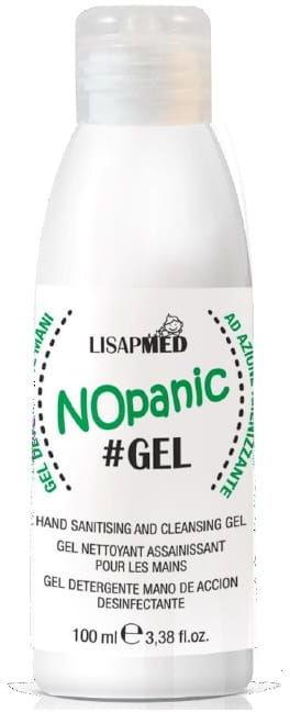 Lisapmed NoPanic Gel dezynfekcja rąk 100ml