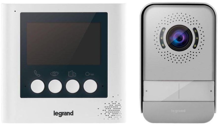 Wideodomofon przewodowy 369110 LEGRAND