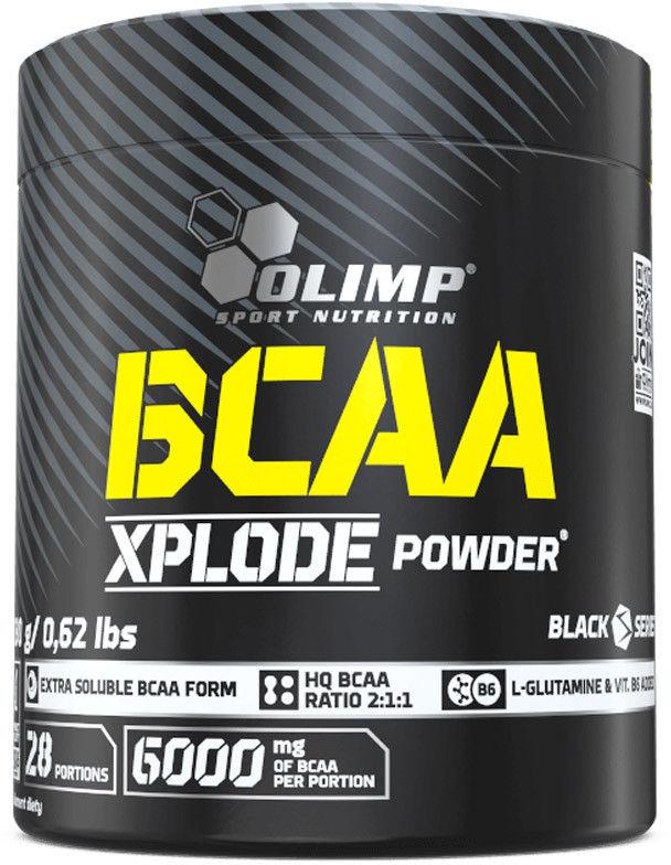 Aminokwasy Olimp BCAA Xplode Powder 280 g