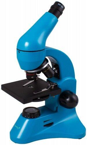 Mikroskop Levenhuk Rainbow 50L PLUS Azure Lazur