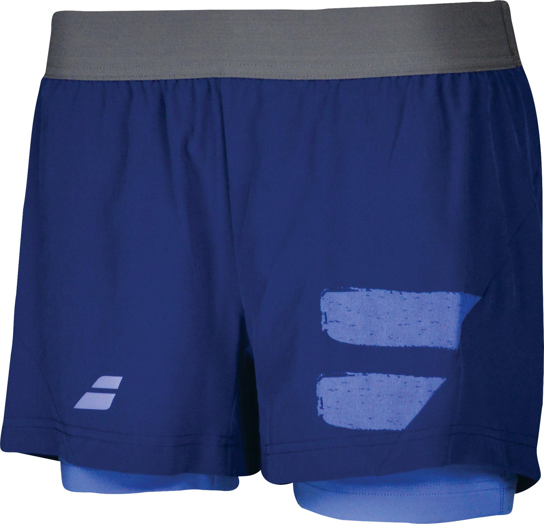 Babolat Perf Short Women - estate blue