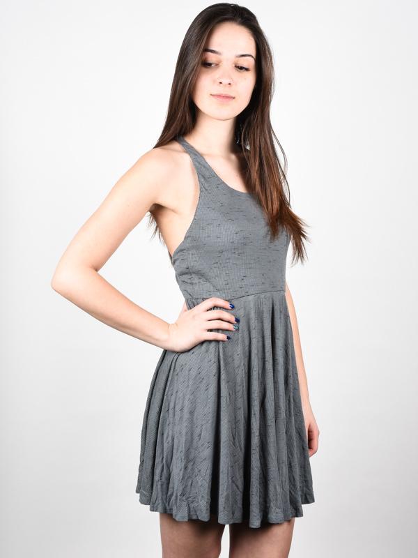 Element RANIA GREY krótkie sukienki - S