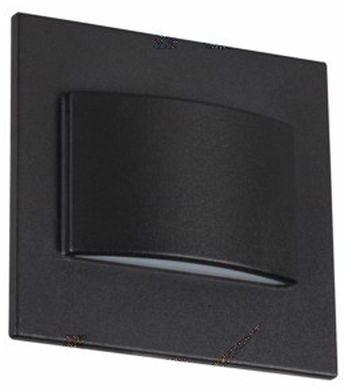 Oprawa przyschodowa LED 12V 1,5W ERINUS LED LL B-WW 3000K 30lm czarny 33336