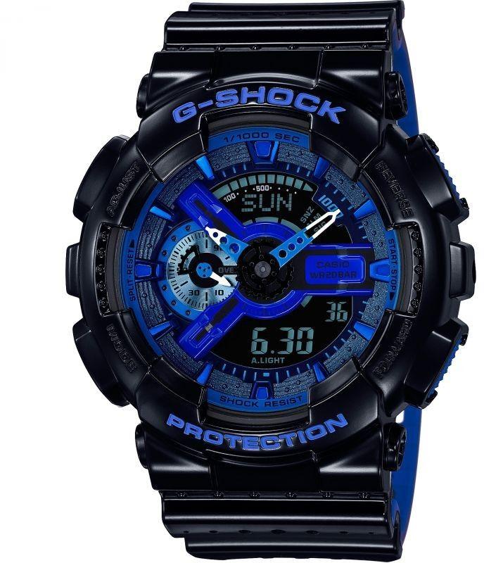 Zegarek męski Casio G-Shock GA-110LPA-1AER