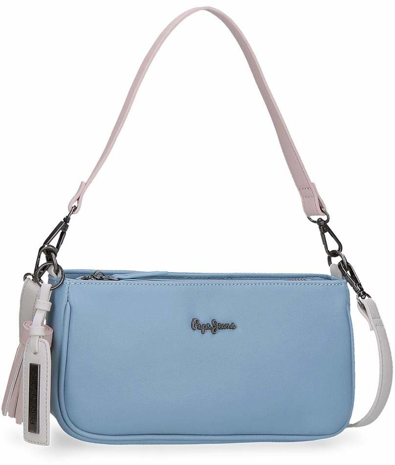 Pepe Jeans Zaida Casual plecak, niebieski (niebieski) - 7585122