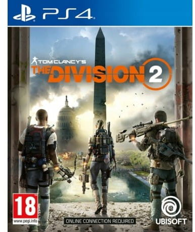 Tom Clancy''s The Division 2 PS 4