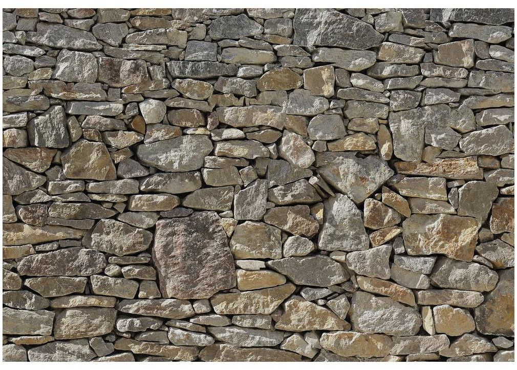 Fototapeta Stone Wall 368 x 254 cm Komar