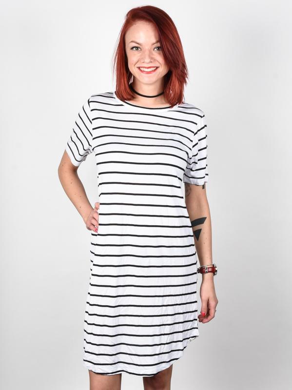 Element REMY white krótkie sukienki - S