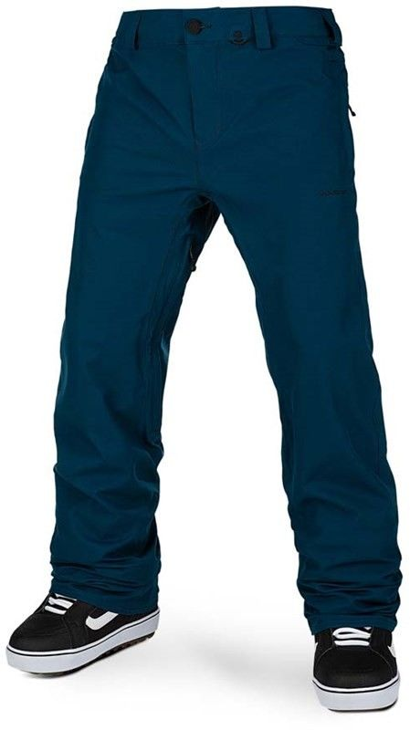 spodnie VOLCOM - Freakin Snow Chino Blue (BLU)