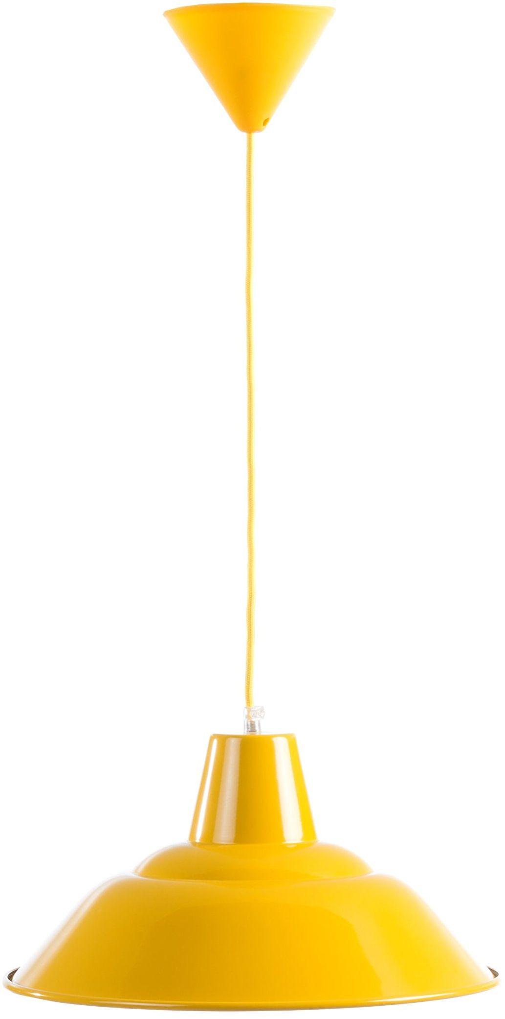 Els Banys Nirvana 36  lampa wisząca, kolor musztardowy (dostępna w różnych kolorach)