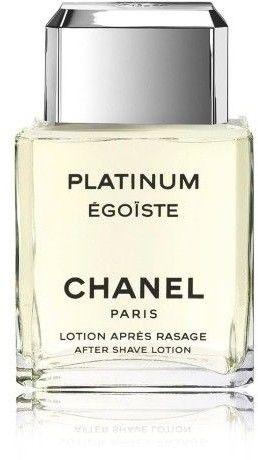 Chanel Égoste Platinum woda po goleniu dla mężczyzn 100 ml