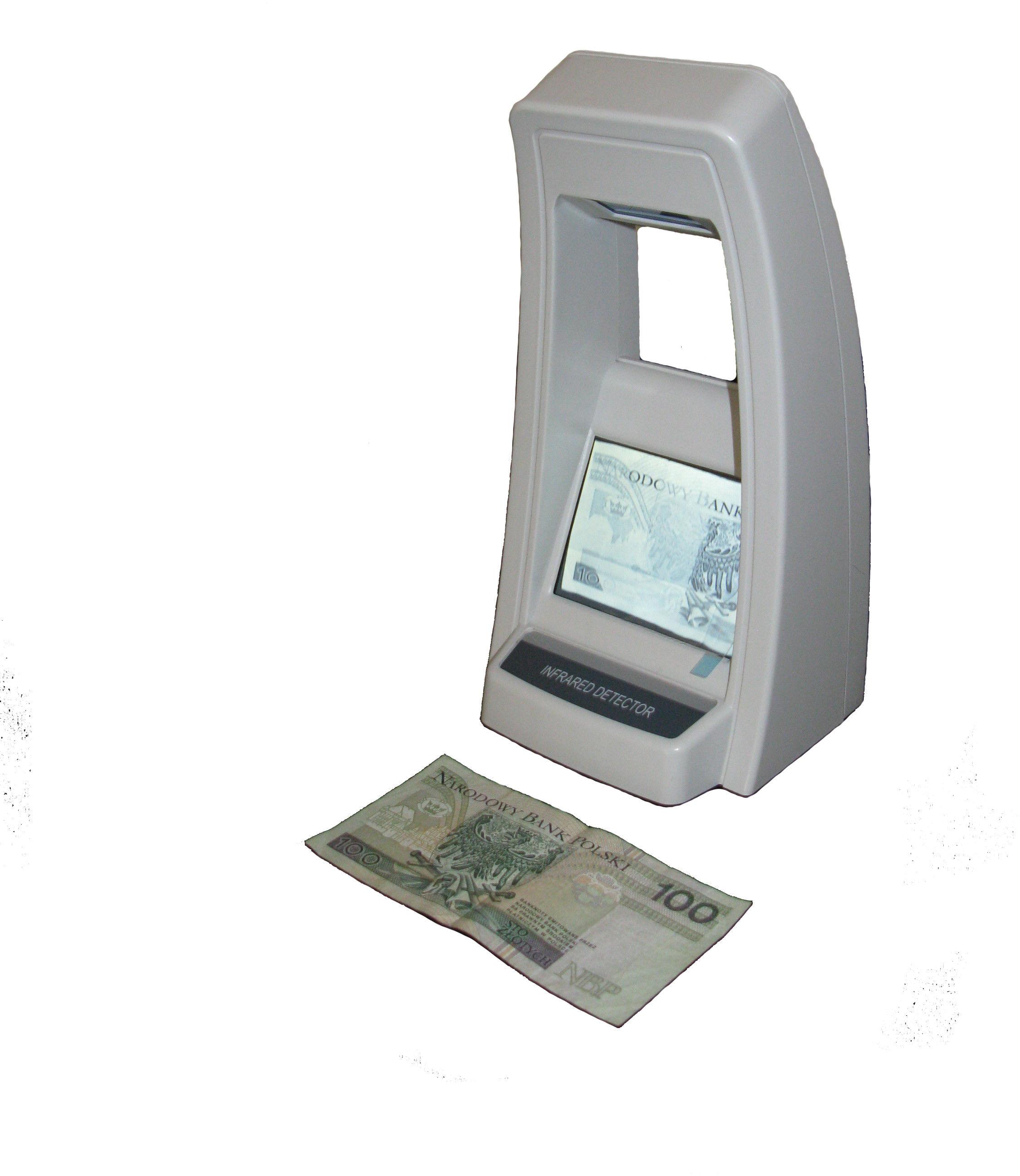 Tester banknotów MERCURY 1000