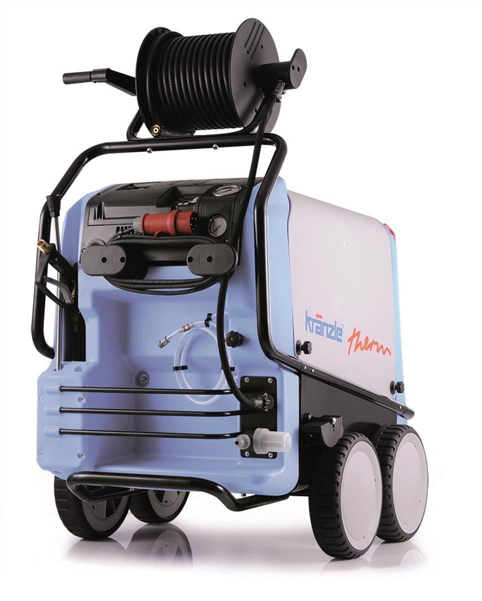 Myjka Ciśnieniowa Kranzle THERM 875-1 z Bębnem na Wąż - 20m