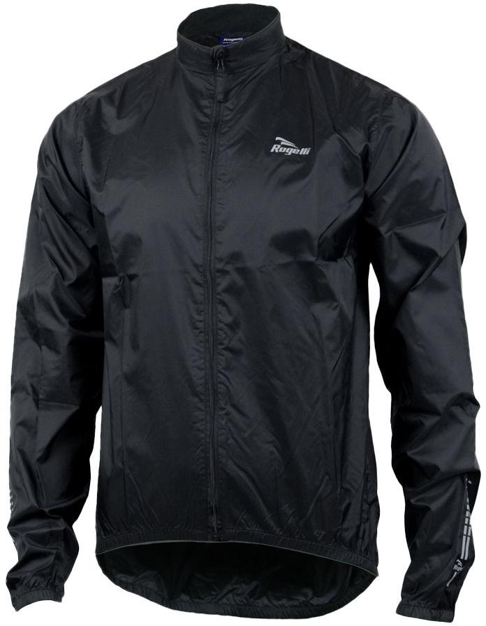 ROGELLI ARIZONA - męska kurtka wiatrówka, kolor: Czarny Rozmiar: M,rogelli-arizona-czarna