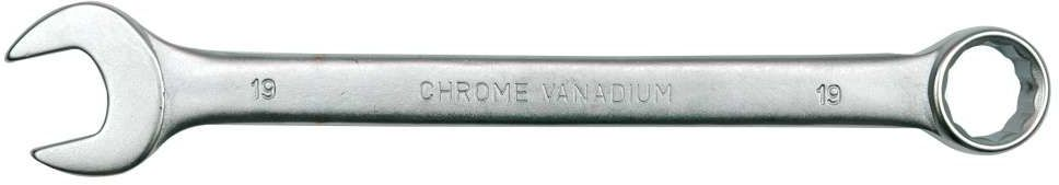 Klucz płasko-oczkowy c-v 25mm satyna Vorel 51690 - ZYSKAJ RABAT 30 ZŁ