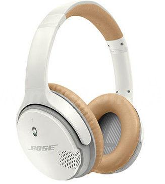 SoundLink around-ear słuchawki bezprzewodowe II białe + PowerBank BOSE Gratis!
