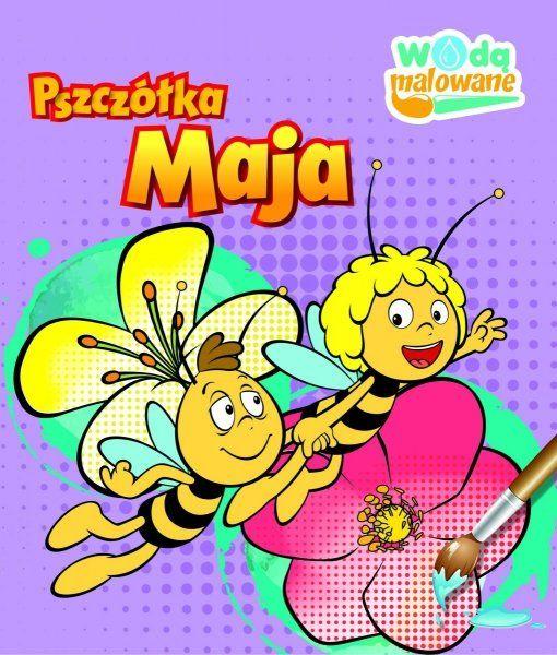Pszczółka Maja Wodą malowane