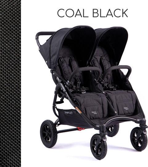 VALCO BABY SNAP DUO SPORT+GRATIS! DARMOWA DOSTAWA! ODBIÓR OSOBISTY! - Coal Black