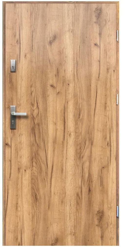 Drzwi wejściowe ARTEMIDA Dąb sonoma 90 Prawe OK DOORS TRENDLINE