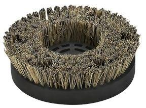 Miękka szczotka tarczowa z naturalnym włosiem, średnica 170 mm Kärcher DORADZTWO => 794037600, GWARANCJA 2 LATA, SPOKÓJ I BEZPIECZEŃSTWO