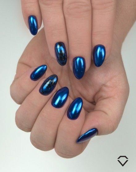 Efekt Lustra Semiflash Mirror Blue Dragonfly 07