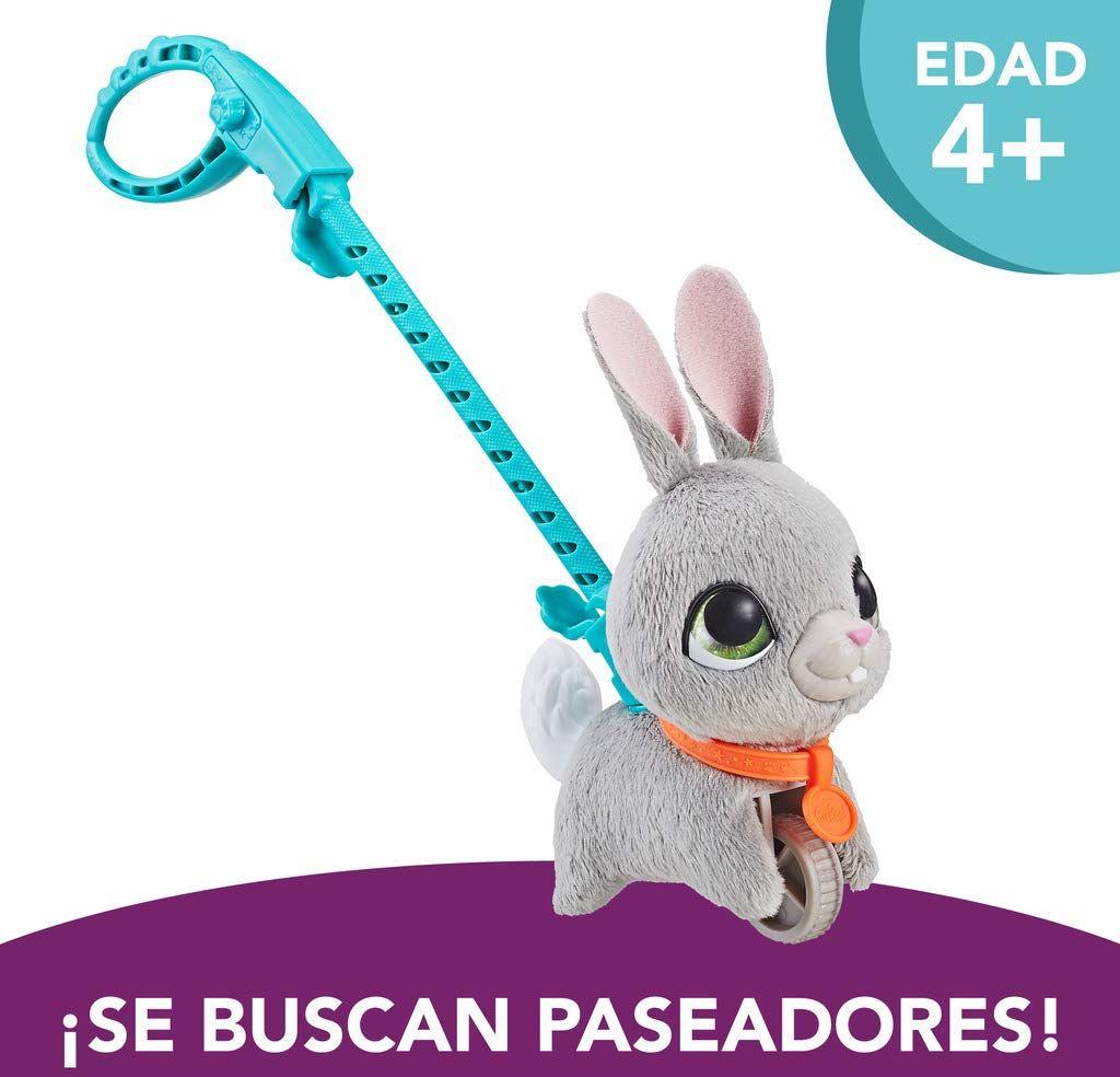 furReal Walkalots Lil'' Wags, króliczek