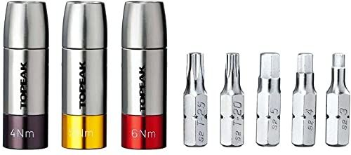 Topeak Nano Torqbox DX narzędzie rowerowe dla dorosłych, unisex, wielokolorowe (wielokolorowe), rozmiar uniwersalny