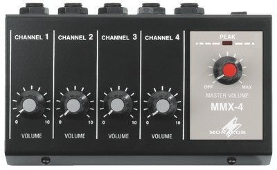 Monacor MMX-4